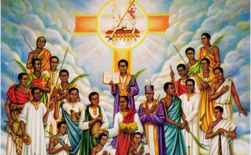 RCIA but Gay: Catholic Martyrs and the Racist Roots of
