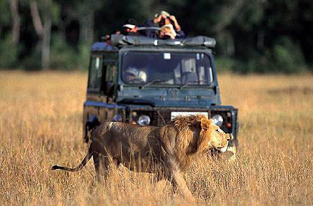 15 Days Kenya Safari