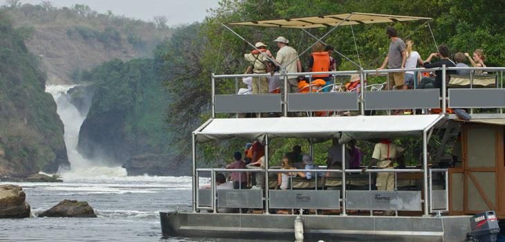 Boat Cruise Safari in Uganda