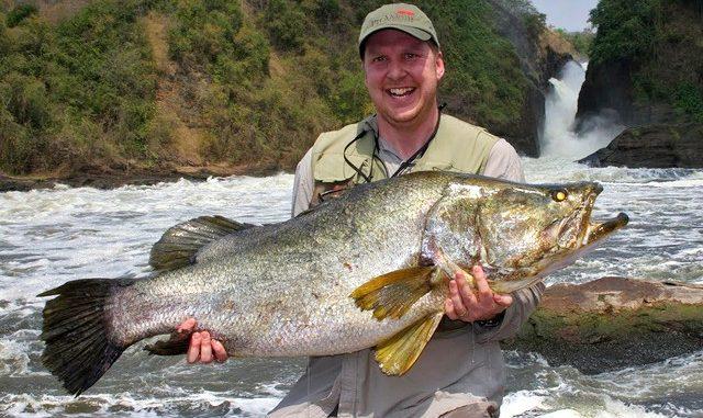 Sport Fishing in Murchison
