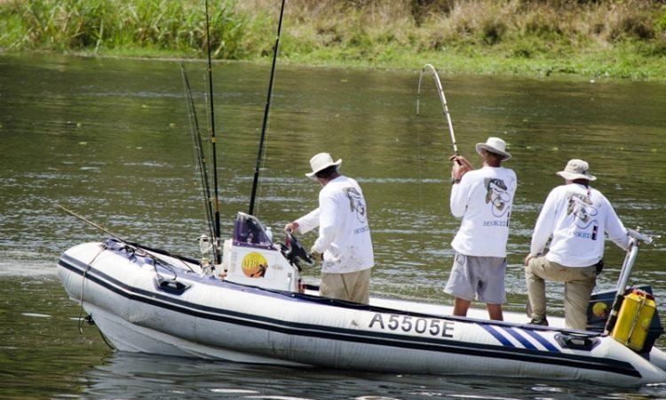 5 Days Murchison Sports Fishing experience