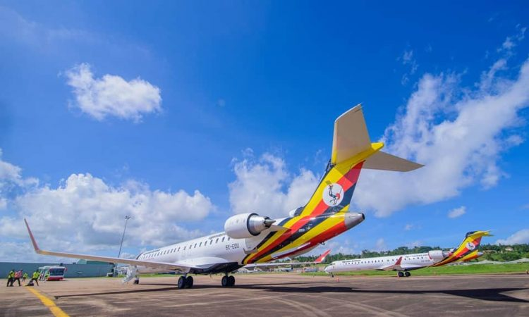 Re-opening of Entebbe International airport