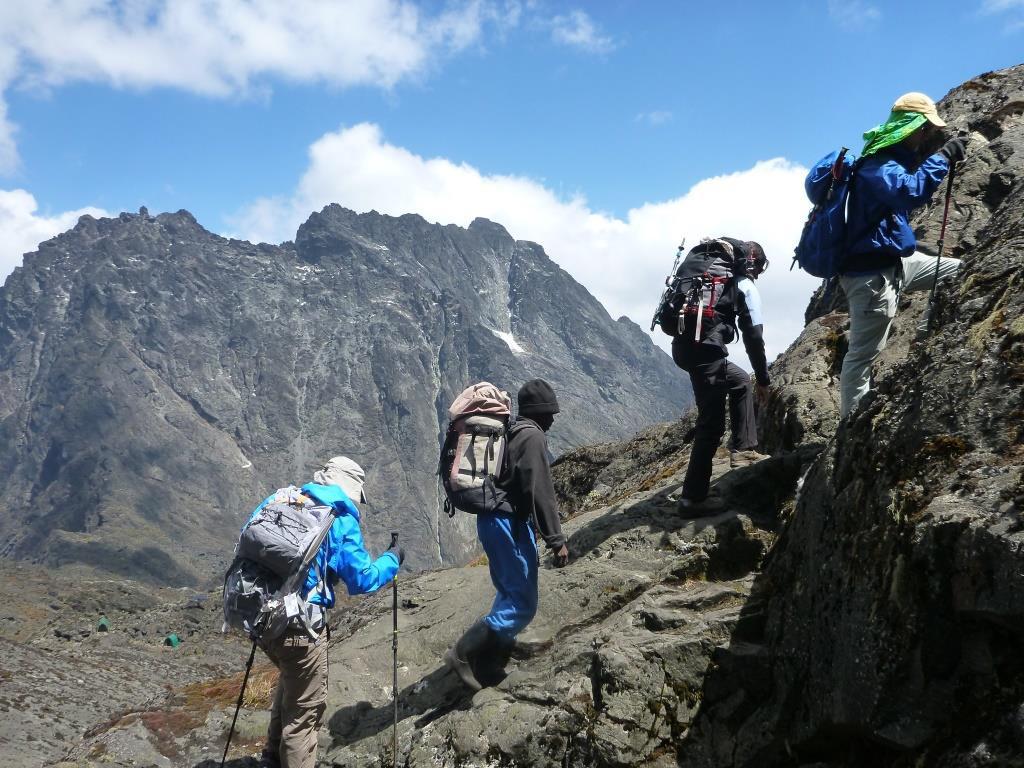 10 Days Mount Rwenzori Hiking Safari