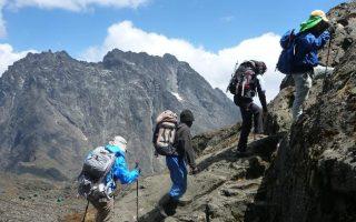 Activities in Mount Rwenzori National Park in Uganda