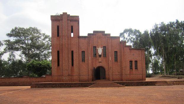 Nyarubuye Genocide memorial